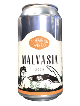 Companion Wine Co Companion Wine Co 2018 Malvasia, Jolie Laide, California