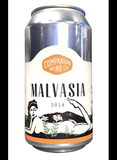 Companion Wine Co Companion Wine Co 2018 Malvasia, Jolie Laide, California