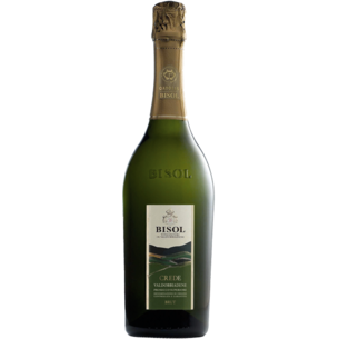 """Bisol Bisol 2016 """"Crede"""" Prosecco, Italy"""