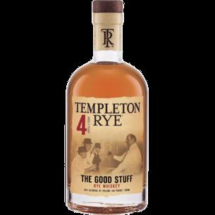 "Templeton Templeton Rye ""The Good Stuff"""