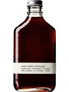 Kings County Distillery Kings County Chocolate Whiskey, 375ml