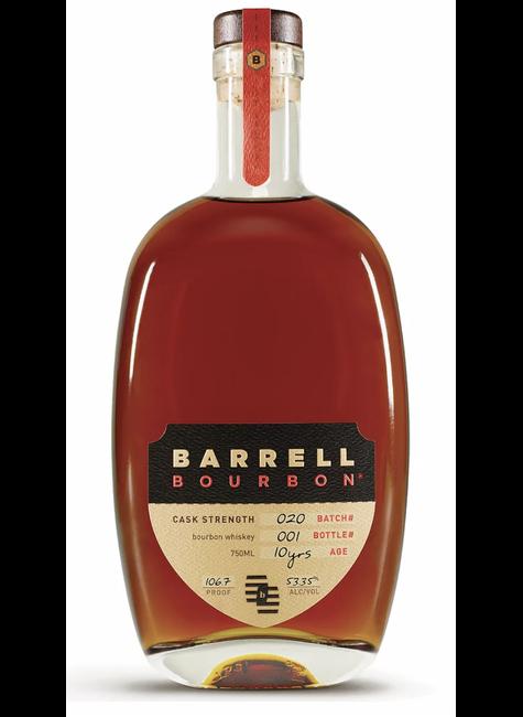 Barrell Craft Spirit Barrell Craft Spirit, Barrell Bourbon #20, Tennessee