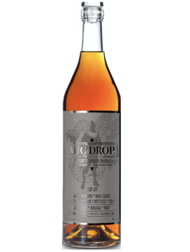 Mic. Drop. Mic. Drop. 4 Year Bourbon