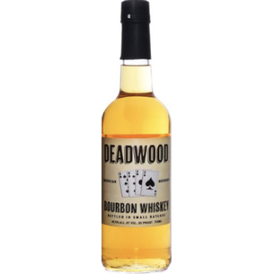 Proof & Wood Deadwood Straight Bourbon, Kentucky 750ml