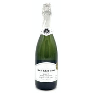 Backsberg Backsberg NV Kosher Brut, South Africa
