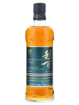 "Mars Shinshu Mars Maltage ""Cosmo"" Manzanilla Cask Finish Blended Malt Whisky, Japan"