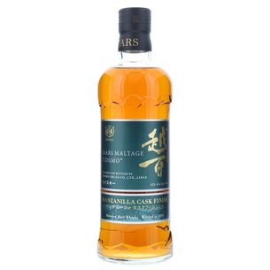 "Mars Shinshu Mars Maltage ""Cosmo"" Manzanilla Cask Finish Blended Malt Whisky, Japan"