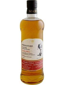 Mars Shinshu Mars Komagatake Double Cellars Single Malt Whisky, Japan