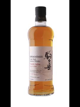 Mars Shinshu Mars Komagatake Tsunuki Aged Single Malt Whisky, Japan