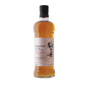 Mars Shinshu Mars Komagatake Tsunuki Aged Single Malt Whisky, Japan