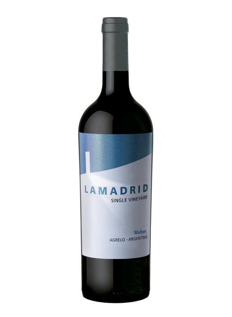 Lamadrid Lamadrid 2018 Malbec Mendoza, Argentina