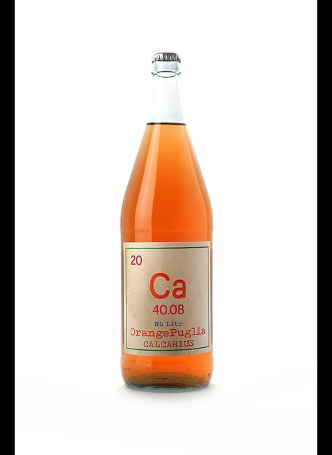 Calcarius Calcarius 2018 Orange (Liter), Italy