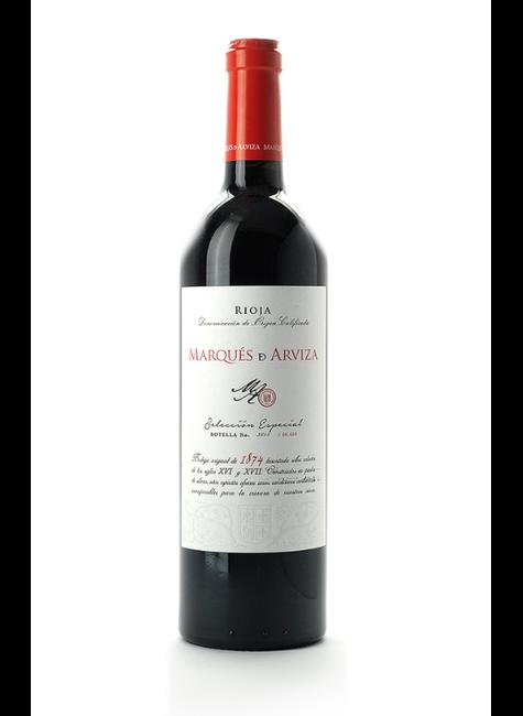 Bodegas Marques de Arviza Bodegas Marques de Arviza 2016 Rioja Seleccion Especial