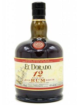 El Dorado El Dorado Super Premium 12-Year-Old Rum
