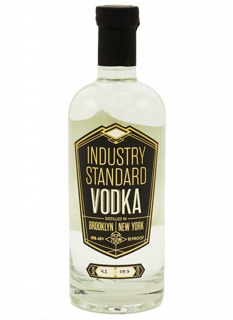 Industry Standard Industry Standard Vodka, New York