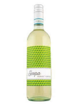 Scopa Scopa 2019 Pinot Grigio, Italy