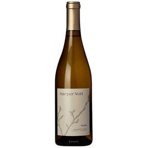 """Harper Voit Harper Voit 2018 Pinot Blanc """"Surlie"""", USA"""
