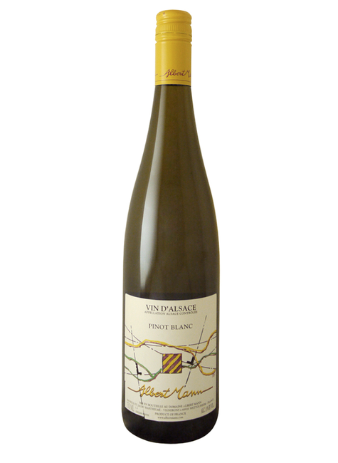 Albert Mann Albert Mann 2018 Pinot Blanc, France
