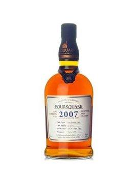 Foursquare Distillery Foursquare Distillery 2007 Exceptional Cask Selection Single Blended Rum, Barbados