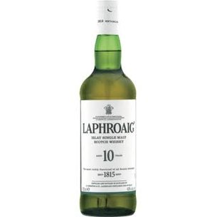 Laphroaig Laphroaig Single Malt 10 Year Scotch, Scotland