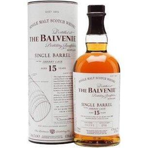 The Balvenie Balvenie Scotch Single Malt 15 Year Sherry Cask, Scotland