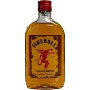 Fireball Fireball Cinnamon Whiskey 375ml