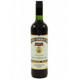 Destilerias Acha Destilerias Acha Atxa Rojo Vermouth