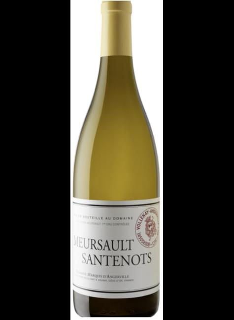 Domaine Marquis D Angerville Domaine Marquis d'Angerville 2017 Meursault 1er Cru Santenots Burgundy, France