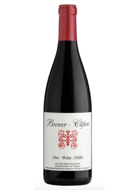 Brewer-Clifton Brewer-Clifton 2016 Santa Rita Hills Pinot Noir, California