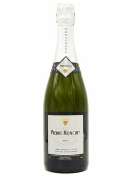 Pierre Moncuit Pierre Moncuit NV Blanc de Blancs Grand Cru, Half