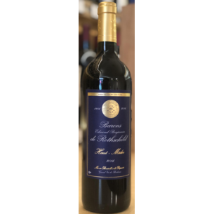 Chateau Lafite-Rothschild Chateau Edmond Rothschild 2016 Haut-Médoc Bordeaux, France