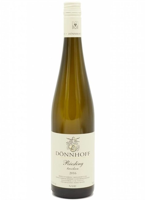 Donnhoff Donnhoff 2019 Trocken Estate Riesling, Germany