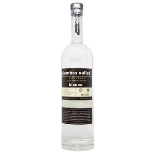 Siembra Valles Siembra Valles, High Proof Blanco Tequila, Mexico
