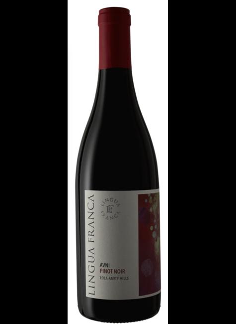 Lingua Franca Lingua Franca 2017 Avni Pinot Noir ,Oregon