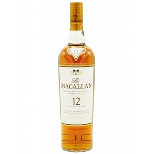 Macallan 12 Year Single Highland Single Scotch
