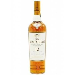 Macallan 12 Year Single Highland Single Scotch