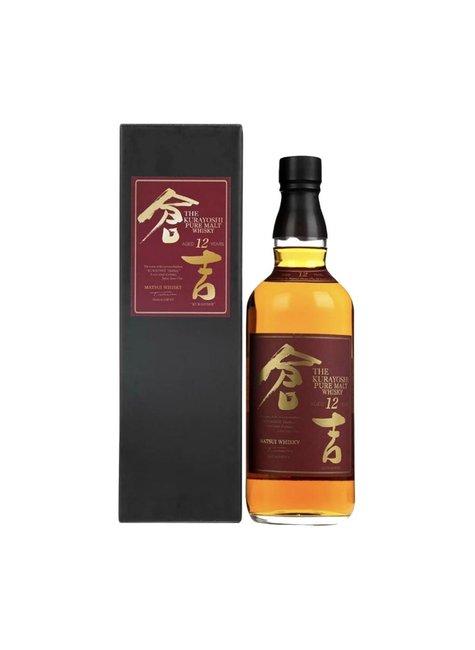 """Matsui Matsui """"Kurayoshi"""" 12 Year Whisky, Japan"""