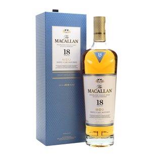 Macallan Macallan 18 Year Single Malt Triple Cask Scotch