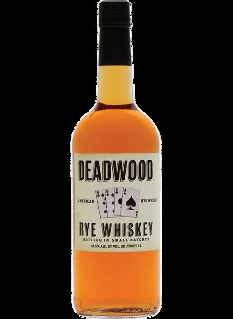 Proof & Wood Deadwood Straight Bourbon 1 Liter , Kentucky