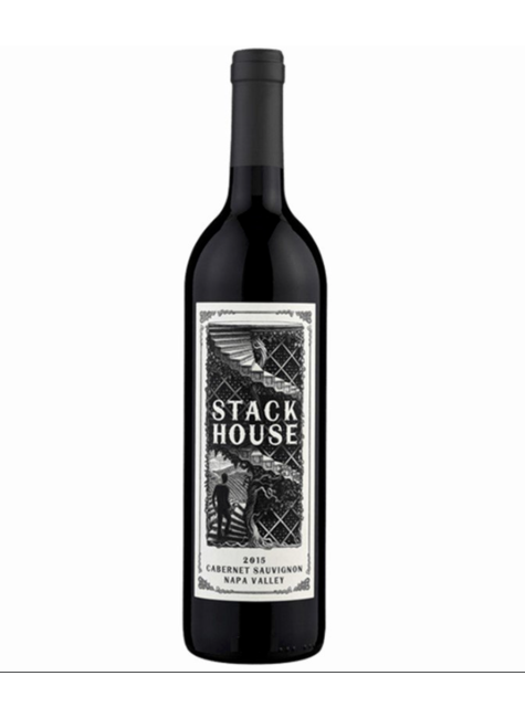 Stack House 2017 Napa Valley Cabernet
