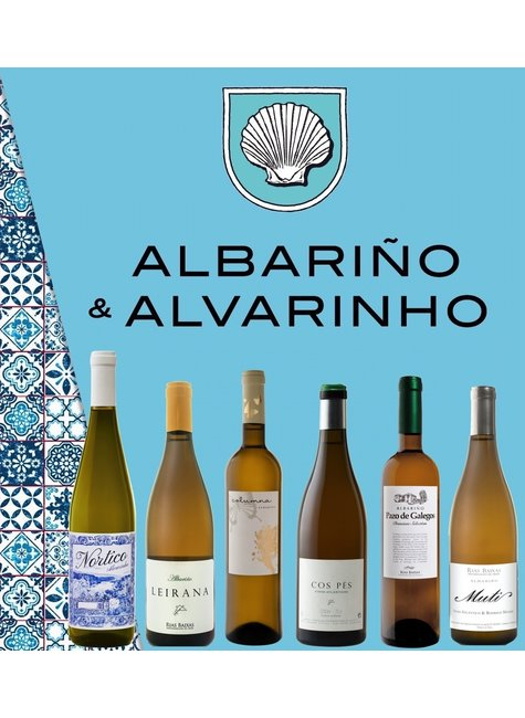 Albarino Discovery Six-Pack
