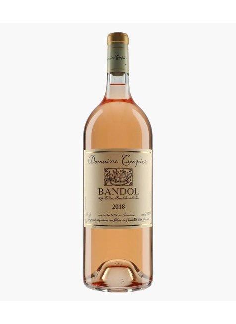 Domaine Tempier Domaine Tempier 2018 Bandol Rose, 3L, France