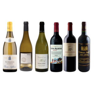 Classic Wines Under $30 Six Pack