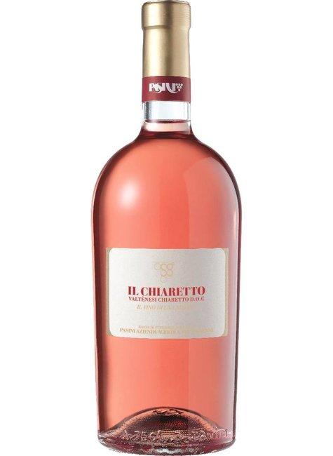 Giovanni Pasini Pasini San Giovanni, 2019 Valtènesi Il Chiaretto Rosé, Italy