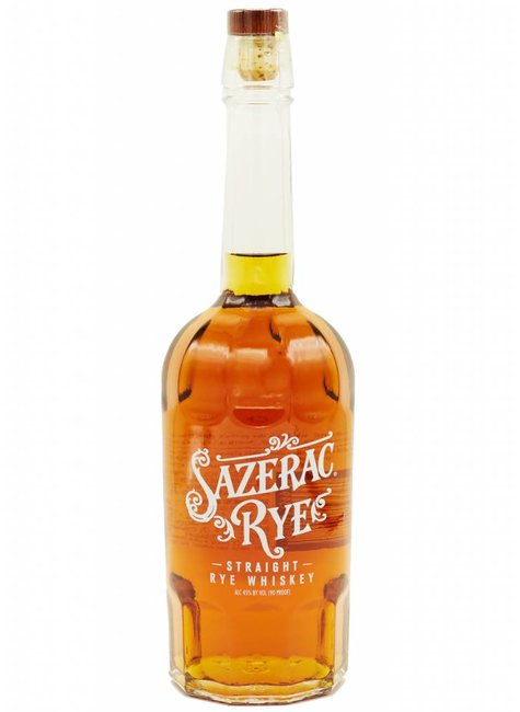 Sazerac Sazerac 6YR Straight Rye Whiskey, New Orleans