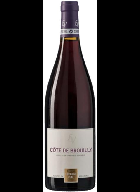 Lafarge Vial 2016 Cote De Brouilly, France