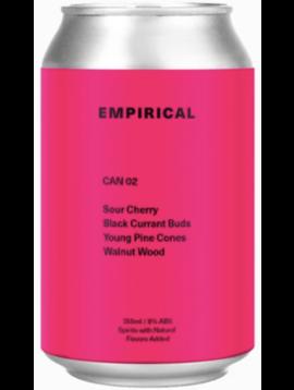 Empirical Spirits Empirical Spirits 'CAN 02' Sour Cherry, Denmark