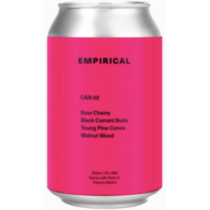 Empirical Spirits Empirical Spirits 'CAN 02' Sour Cherry, Denmark