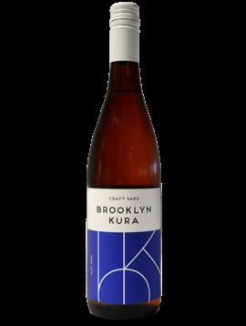 Brooklyn Kura Brooklyn Kura 'Blue Door' Junmai Namazake Sake NV, USA