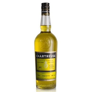 Chartreuse Chartreuse Yellow, Half